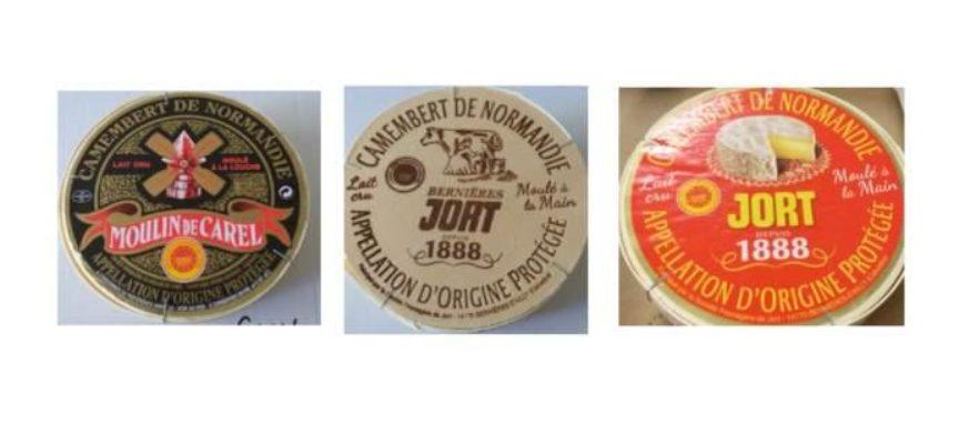 Formaggi francesi contaminati da Escherichia coli. MARCHE e lotti ritirati