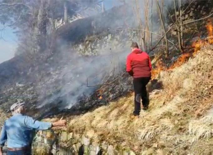 Incendio a Renaio, annullata la prova del Rally del Ciocco