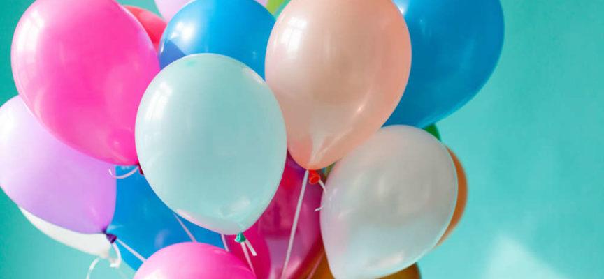 È ora di dire basta ai palloncini di plastica