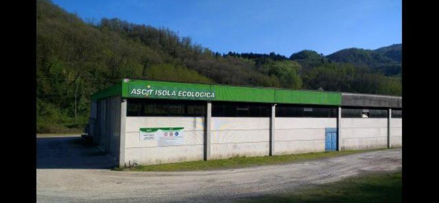 PESCAGLIA  – si potenzia l'isola ecologica di Piegaio: aperta anche di martedì nell'orario invernale