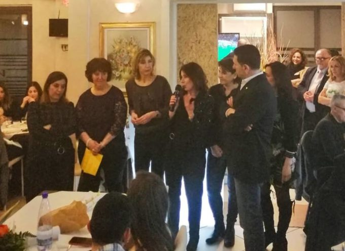 nuovo evento di solidarietà con una Cena con le infermiere dei bambini del S. Luca di Lucca