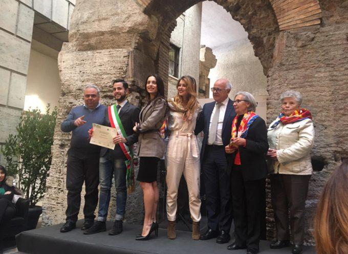 Seravezza: la Sagra dell'Ardore del Leon d'Oro decretata tra le migliori sagre italiane nell'ambito del Premio Italive 2019. Le premiazioni stamani a Roma