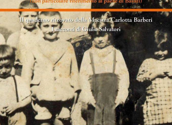 """Sabato 6 aprile, ore 16.30, presso la Sala Romeo Salvatori – Pro Loco di Seravezza, presentazione del libro intitolato """"Alla ricerca del folclore versiliese""""."""