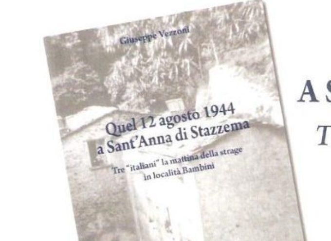 PRESENTAZIONE DEL LIBRO QUEL 12 AGOSTO 1944 A SANT'ANNA DI STAZZEMA