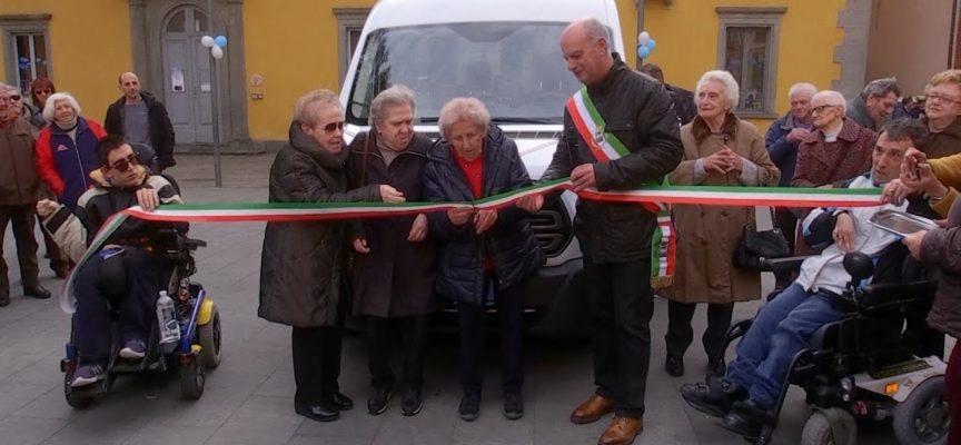 BARGA – Inaugurato un nuovo mezzo del Gruppo volontari della solidarieta'