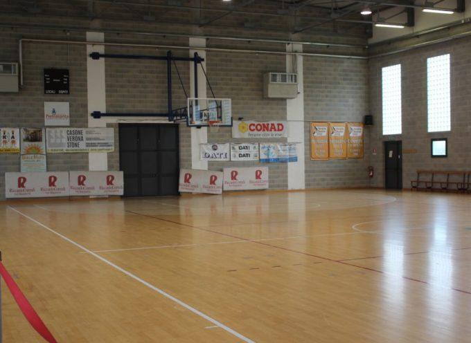 Sport: nuova illuminazione per la Palestra Tommasi, interventi anche al Campo di Atletica