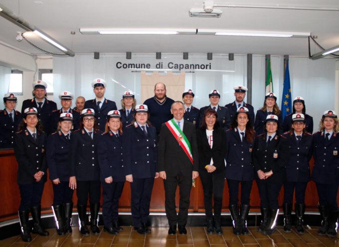 La Polizia Municipale di Capannori festeggia il 153esimo anniversario