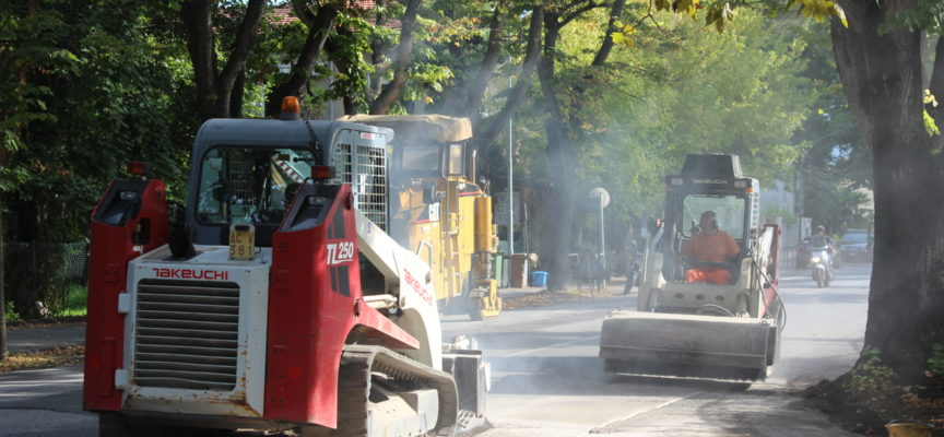 Pietrasanta: al via nuovi ripristini stradali a Strettoia e Valdicastello,  tutte le strade interessate dai cantieri