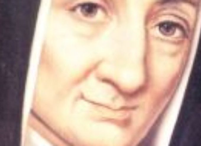 Il santo del giorno, 15 Marzo: Santa Lucia di Marillac