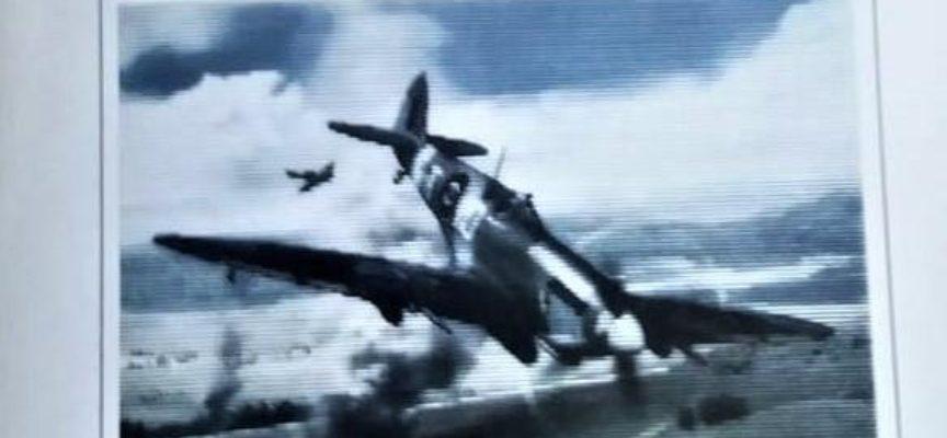 Presentazione del libro Il Sergente Pilota Spencer domenica 24 marzo a Molazzana