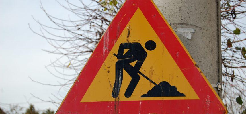 Zanelle non pulite, possibile pericolo sulla provinciale Molazzana-Gallicano