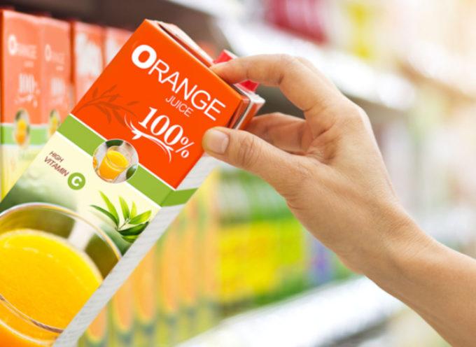 Succhi di frutta: cosa bisogna sapere prima di acquistarli?