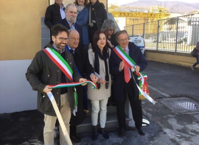 Inaugurato il nuovo centro socio sanitario di Castelnuovo