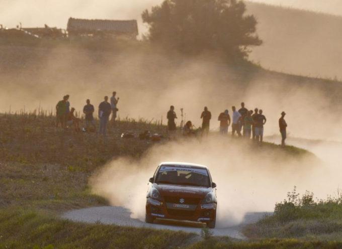 Suzuki Rally Cup | Parte la nuova stagione dal Rally del Ciocco