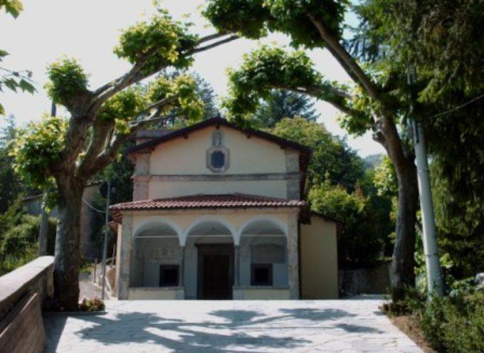 VERGEMOLI – LA CHIESA DI SANT'ANTONIO