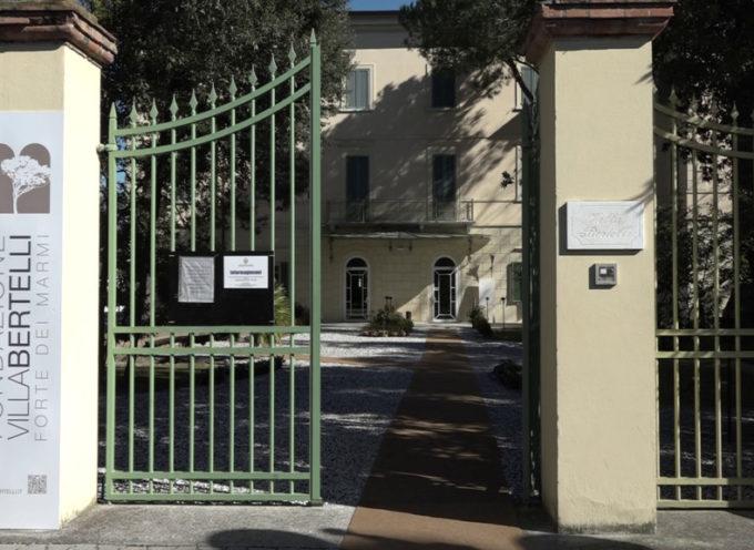 Villa Bertelli: chiude la Fondazione, torna tutto al Comune