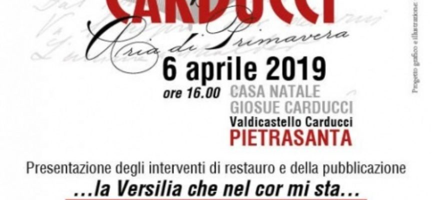 """libri, restauri e spuntini per """"Aria di primavera"""" a Valdicastello"""