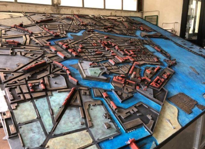 Artigiani: il plastico diventa opera in bronzo a Pietrasanta
