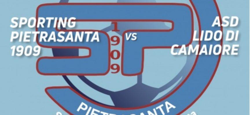 Pietrasanta brinda con i campioni dello Sporting, grande festa al comunale