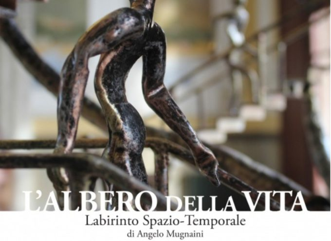 Pietrasanta –  l'Albero della Vita di Mugnaini in Municipio