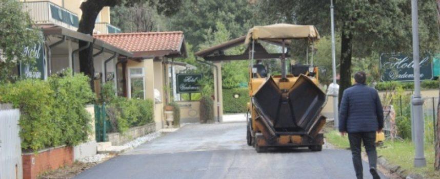 VIABILITA' LUCCA: la via di S. Alessio a senso unico alternato (zona S. Alessio)