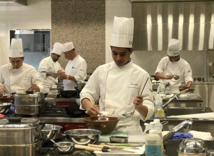 Cercasi partecipanti: Il Ministero del Giappone sovvenziona programma di formazione in cucina Giapponese