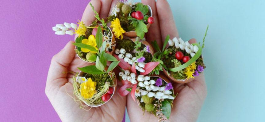 Lavoretti Pasqua 2019 come idee regalo semplici e veloci