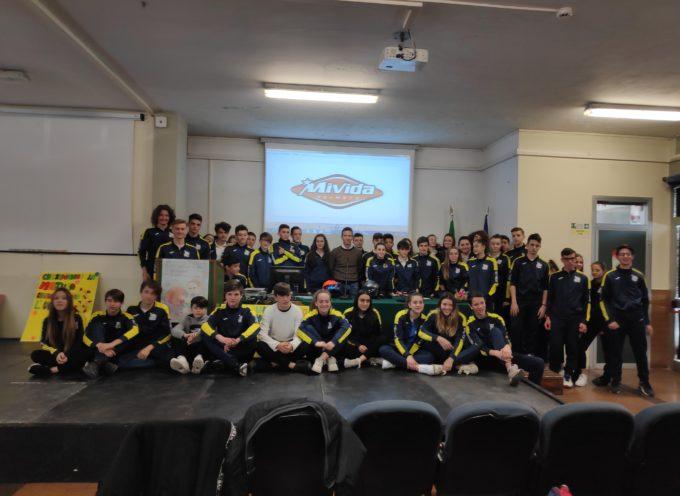 Alla scoperta dell'economia lucchese: gli imprenditori incontrano gli studenti del Liceo Sportivo di Lucca