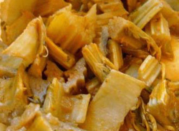 LESSO E CARDONI ricetta tipica lucchese