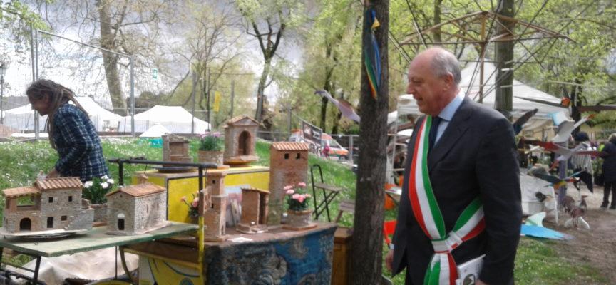 Lucca – Mura Urbane fino al aprile 2019 – XII edizione – Baluardo Santa Croce e Baluardo San Donato