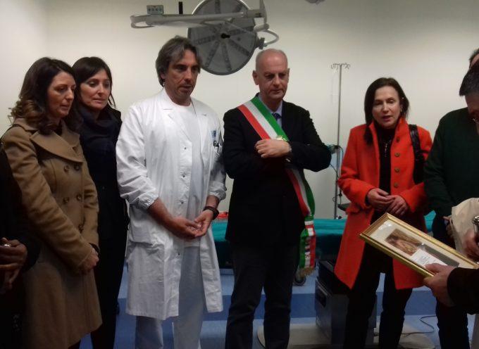 """BARGA – Inaugurata all""""Ospedale S.Francesco la nuova sala operatoria del reparto di ostetricia"""