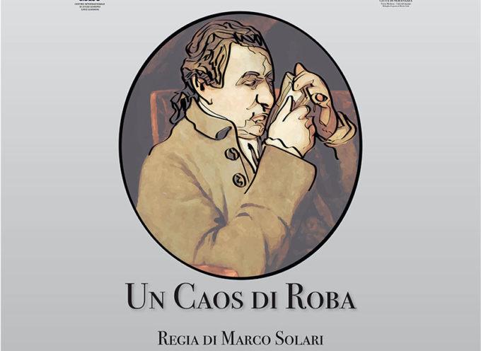 Giuseppe Baretti, un grande letterato italiano nell'Europa del Settecento. A Seravezza,