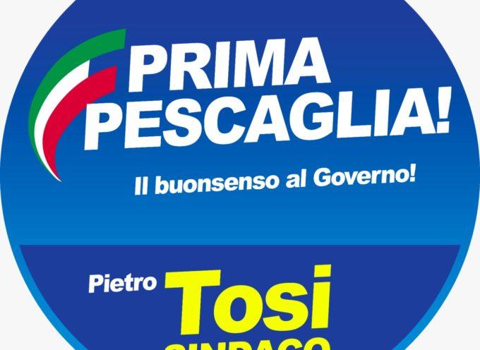 Pescaglia: Pietro Tosi è il candidato sindaco del centrodestra