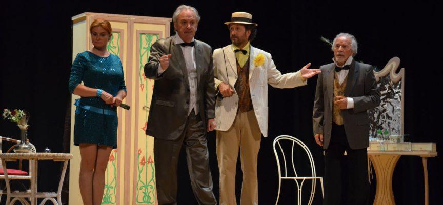 Si è conclusa nel migliore dei modi un'altra straordinaria stagione teatrale al Rassicurati di Montecarlo