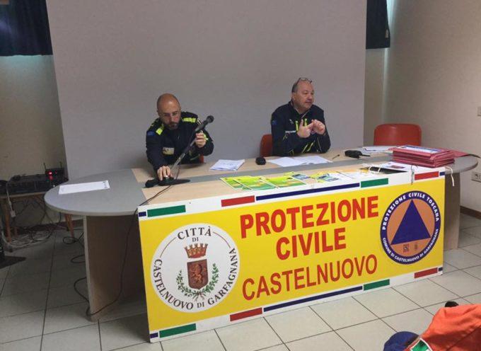 E' in corso L' Esercitazione di Protezione Civile sul territorio Comunale di Castelnuovo di Garfagnana..