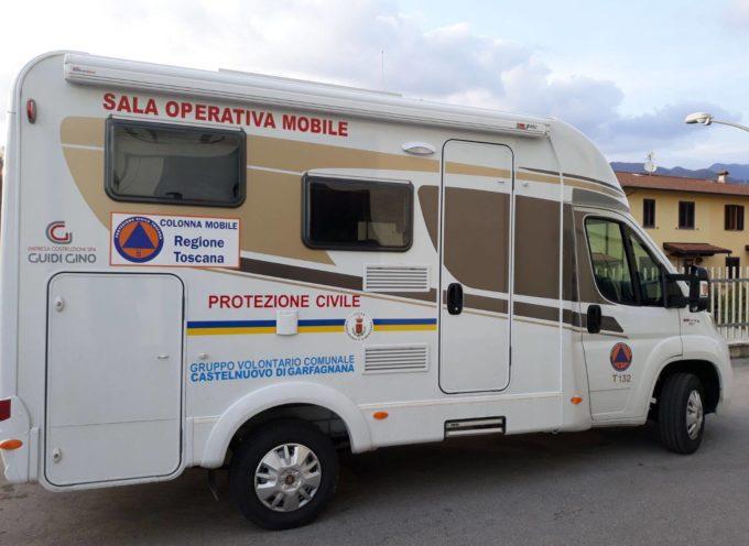 sul territorio Comunale di Castelnuovo di Garfagnana una Esercitazione di Protezione Civile
