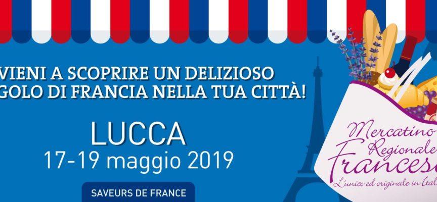LUCCA – Mercatino regionale francese