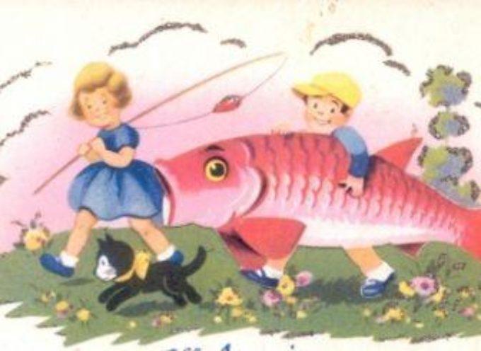 Il pesce d'Aprile: occhio agli scherzi !