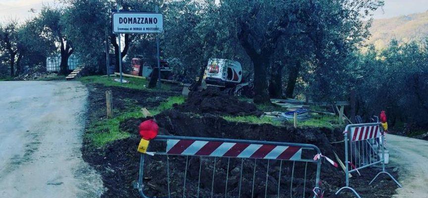 PATRIZIO ANDREUCCETTI – Stamattina sono stato di persona a visionare lavori terminati e cantieri in essere.