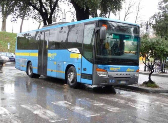 Trasporto Pubblico Locale; provvedimento della Provincia di Lucca