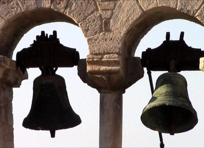 Le campane del Sabato Santo.