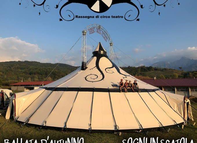 Teatro nelle Foglie a Gallicano – Rassegna di teatro circo