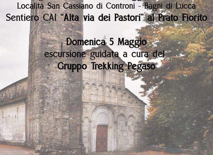 SAN CASSIANO DI COTRONI – SABATO 4 MAGGIO SI INAUGURA IL SENTIERO LA VIA DEI PASTORI