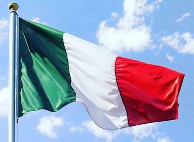 Viva la Repubblica, Viva la Democrazia, Viva la Costituzione, Viva la libertà.