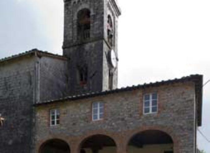 Chiesa dei Santi Giusto e Clemente  a Partigliano, Borgo a Mozzano
