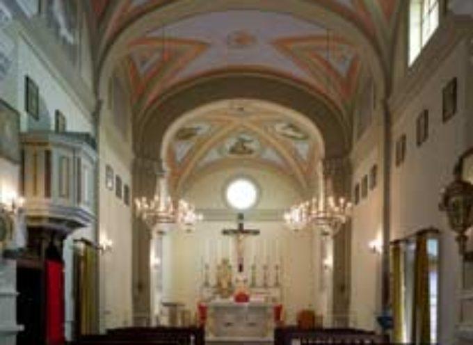 Chiesa dei Santi Lorenzo e Donato  a Domazzano, Borgo a Mozzano
