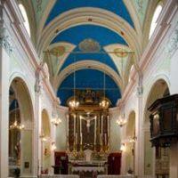 Chiesa dei Santi Martino Vescovo e Rocco  A Palleroso, Castelnuovo di Garfagnana