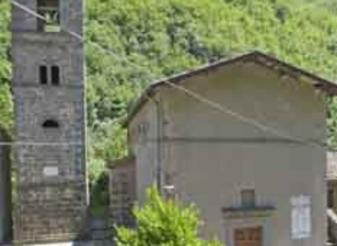 Chiesa dei Santi Paolino e Barbara   a Valbona, Castiglione di Garfagnana