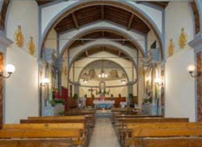 Chiesa dei Santi Leonardo e Silvestro  a Calavorno, Coreglia Antelminelli