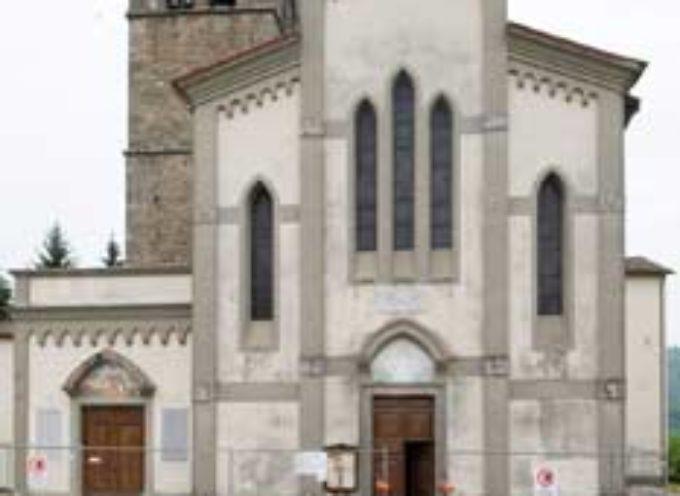 Chiesa dei Santi Lorenzo e Lazzaro  A Piano di Coreglia, Coreglia Antelminelli